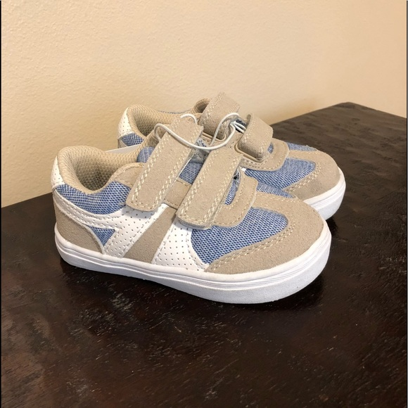 4c769c17ce Cat & Jack Shoes | Boys Cat Jack Tandenim Sneakers In Size 6 | Poshmark
